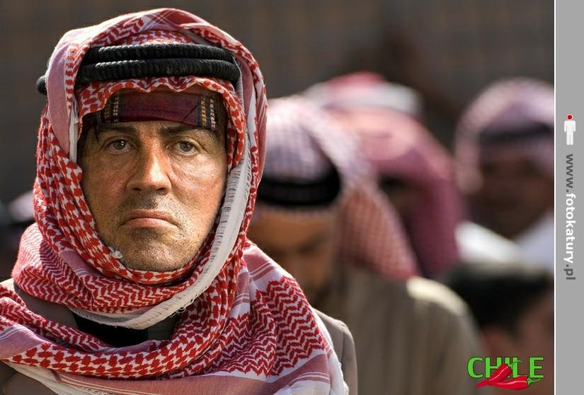 Rambo V - Państwo Islamskie na granicy upadłości - Chile