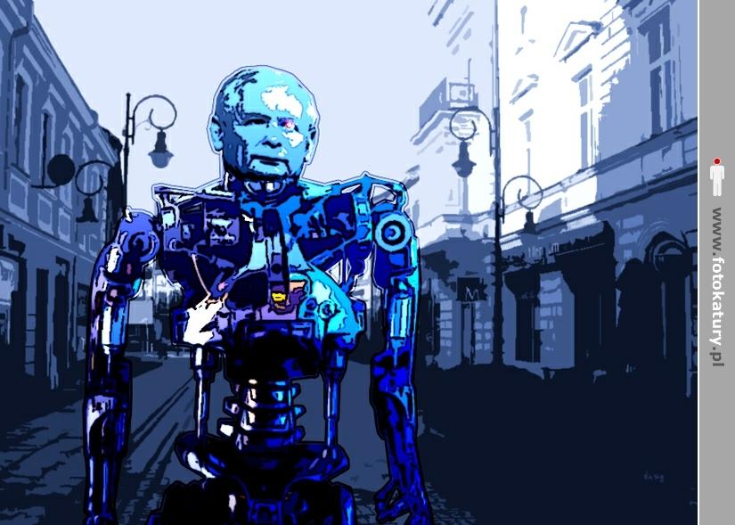 Terminator IV RP - Kaczyński - Sajmon