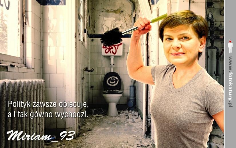 """Deklaracja """"Praca nie Obietnice"""" - Miriam _93 - Anonim"""